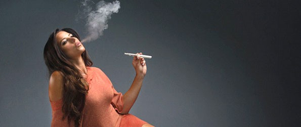 Как появились сигареты для женщин?