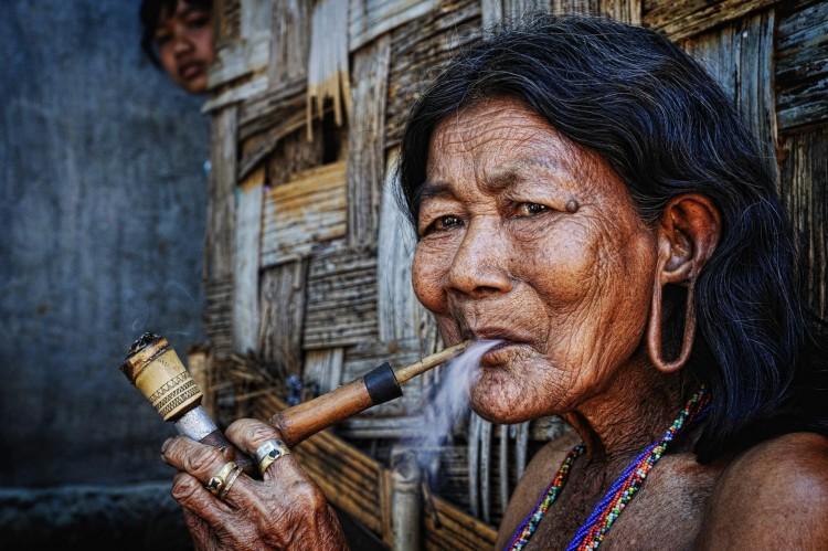 Роль табака у индейцев