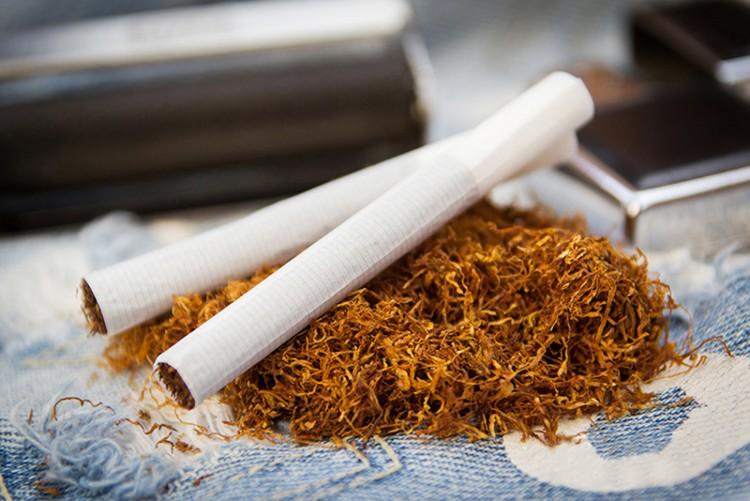 Покупные сигареты или самокрутки?
