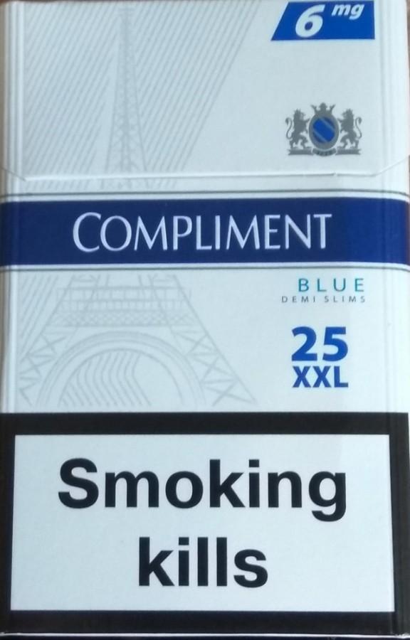 Compliment slims сигареты купить электронная сигарета крикет одноразовая